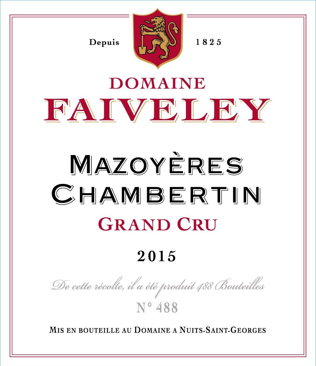 Faiveley : Que propose le domaine Faiveley ?